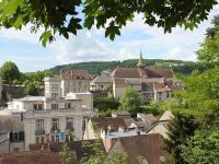 Idée de Sortie Sainte Feyre la Montagne Lecture de paysage : Aubusson, entre terrasses et vallée