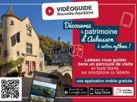 Idée de Sortie Sainte Feyre la Montagne Vidéoguide Nouvelle Aquitaine : Aubusson