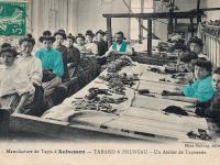 Idée de Sortie Sainte Feyre la Montagne Visite guidée Aubusson, au temps des manufactures