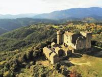 Idée de Sortie Malbosc Château le Cheylard d'Aujac