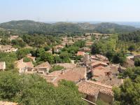 Idée de Sortie Aurons Bouches-du-Rhône en Paysages - Aurons, musarder avec la cigale
