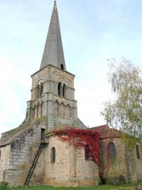 Idée de Sortie Souvigny Église de la Sainte-Trinité - Autry-Issards