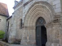 Idée de Sortie Mautes Visite commentée de l'église St Jacques et de ses fresques