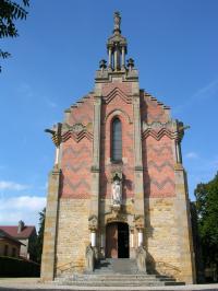 Idée de Sortie Avermes Église Notre-Dame de la Salette