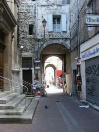 Synagogue-d-Avignon Avignon