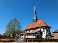 Idée de Sortie Arrembécourt Eglise Sainte-Croix-en-son-Exaltation