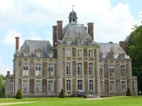Idée de Sortie Le Molay Littry Château de Balleroy
