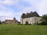 Idée de Sortie Saint Genis d'Hiersac Château de Balzac