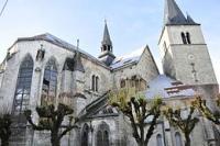 Idée de Sortie Fontaine Eglise Saint-Maclou