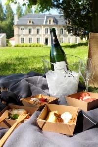 Evenement Clérey Le pique-nique chic du Champagne Devaux