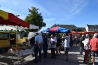 Evenement Sauveterre de Rouergue Marché du dimanche en été à Baraqueville