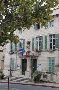 Idée de Sortie Barbentane Hôtel de Ville de Barbentane