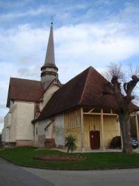 Idée de Sortie Sainte Maure Un jour, une église - Barberey-Saint-Sulpice