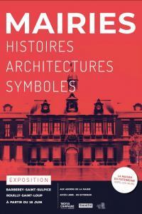 Evenement Barberey Saint Sulpice Exposition hors-les-murs : Mairies - Histoires Architectures Symboles