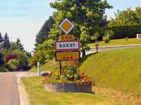 Idée de Sortie Barby BARBY, Village Fleuri  3 Fleurs