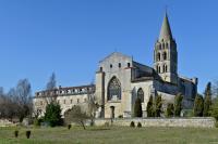 Idée de Sortie Jarnac Abbaye de Bassac