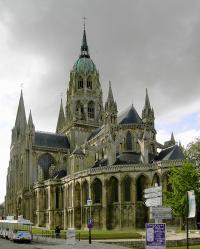 Idée de Sortie Guéron Cathédrale de Bayeux