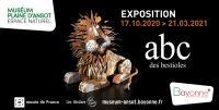 Evenement Soorts Hossegor Exposition:  ABC des bestioles