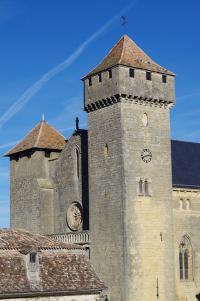 Idée de Sortie Beaumont du Périgord Eglise Saint Laurent
