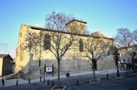 Idée de Sortie Montéléger Eglise temple