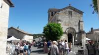 Idée de Sortie Saint Étienne de Puycorbier Boucle des potiers à Beauronne