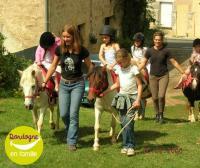 Idée de Sortie Sagelat Centre équestre Au bos cheval rouge