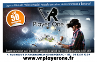 Idée de Sortie Bergerac VR Player One