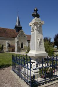 Idée de Sortie Bernon Eglise Saint Winebaud de Bernon