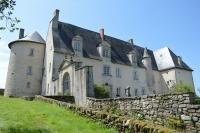 Idée de Sortie Lizières Château du Chambon