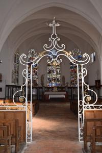 Idée de Sortie Vulaines Eglise de la Nativité de la Vierge à Berulle