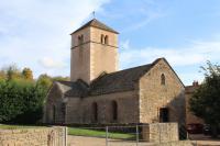 Idée de Sortie La Roche Vineuse Eglise de la Purification de la Vierge