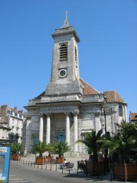 Idée de Sortie Besançon Eglise Saint-Pierre