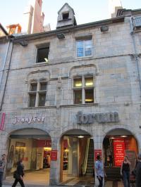 Idée de Sortie Besançon Hôtel Gauthiot d'Ancier