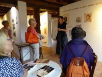 Idée de Sortie Saint Maurice la Souterraine Visite estivale théâtralisée : Valadon et Utrillo à Bessines