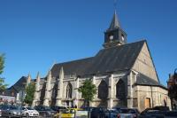 Idée de Sortie Les Authieux sur Calonne Eglise Saint-Hélier