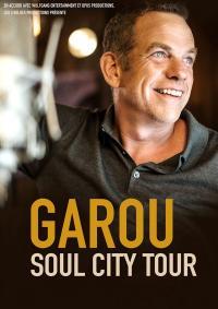Evenement Soorts Hossegor Garou - Soul City Tour - REPORTE AU 30 NOVEMBRE 2021