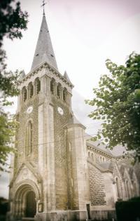 Idée de Sortie Pierremande Visite guidée de l'église Saint-Martin de Bichancourt