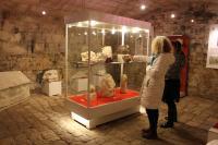 Musée d´archéologie et d´histoire de Blaye Saint Seurin de Bourg