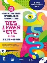 Evenement Loir et Cher Des Lyres d'été de Blois-Chambord