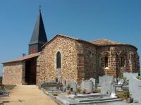Sainte-Marie de Castagnède Saint Girons en Béarn