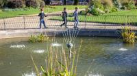 Jardin de la Mairie Bordeaux