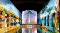 Evenement Sainte Hélène Monet, Renoir Chagall, Voyages en Méditerranée aux Bassins des Lumières