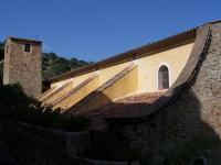Idée de Sortie Bormes les Mimosas Église Saint Trophyme