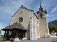 Idée de Sortie Archamps Église Saint-Pierre de Bossey