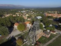 Idée de Sortie Gréasque Bouches-du-Rhône en Paysages - Gréasque, une histoire du charbon de Provence