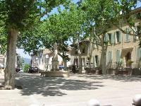 Idée de Sortie La Roque d'Anthéron Bouches-du-Rhône en Paysages - La Roque-d'Anthéron, évocations vaudoises