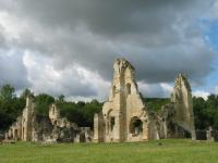 Idée de Sortie Sainte Croix Abbaye de Vauclair