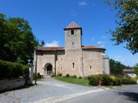 Idée de Sortie Lusignac Eglise romane de Bourg-du-Bost