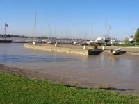 Balade à roulettes  Boucle de Bourg sur Gironde Saint Seurin de Bourg