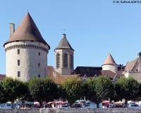 Idée de Sortie Auriat La Tour Zizim et la cité médiévale